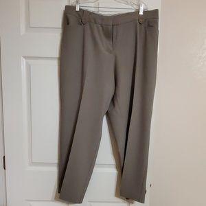 Avenue tan trousers
